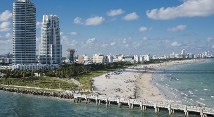 Las inundaciones, un verdadero problema para los hoteles y resorts costeros de Miami (EE. UU.)
