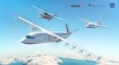 El primer avión 100% eléctrico de Volotea, Air Nostrum y Dante llegará en 2024