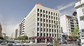 La antigua sede del Banco de Valencia se convertirá en un hotel de 86 habitaciones | Foto: Google