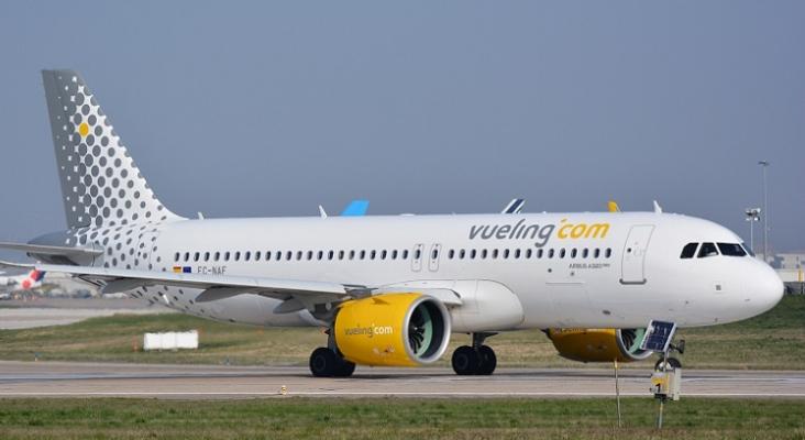 Tras Iberia y Globalia (Air Europa), Vueling anuncia un ERTE para toda su plantilla