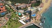 Maspalomas, Gran Canaria; hoteles de 4 estrellas en la costa canaria. Foto de Wikimedia Commons (CC BY SA 2.0)