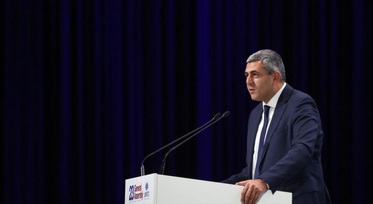 Zurab Pololikashvili, Secretario general UNWTO