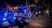 Dispositivo de la Guardia Urbana de Barcelona durante las fiestas de la Mercè. Foto: Guardia Urbana de Barcelona