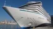 El turismo de cruceros regresa con fuerza a Alicante | Foto Autoridad Portuaria de Alicante