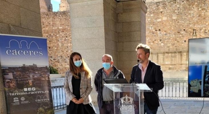 Récord de ocupación en Cáceres (Extremadura) en el mes de agosto