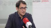 Captura de la entrevista a Iago Negueruela, conseller de Turismo de Islas Baleares