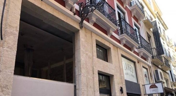 Edificio en el que estará ubicado el BH San Francisco | Foto Alicante Plaza