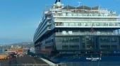 Crucero en el Puerto de Palamós, Girona. Foto Ports de la Generalitat