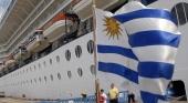 Crucero en el Puerto de Montevideo (Uruguay) | Foto: Andrés Franchi Ugart… (CC BY-SA 3.0)