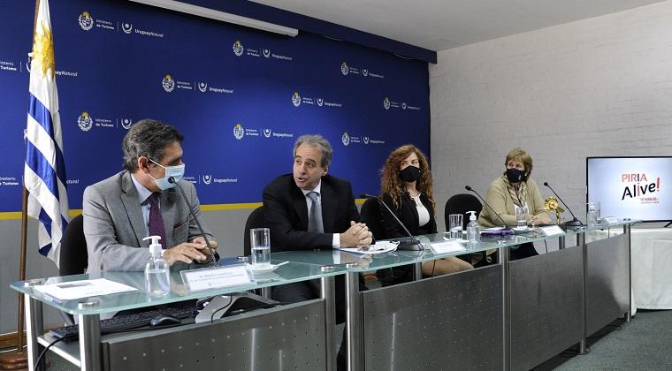 subsecretario Turismo uruguay Remo Monzeglio