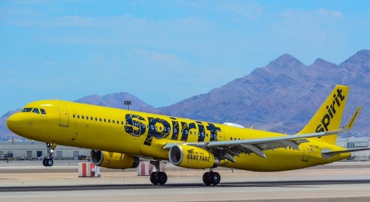 Spirit Airlines realizará un vuelo diario entre Miami (EE. UU.) y Santo Domingo (República Dominicana)   Foto: Tomás Del Coro (CC BY-SA 2.0)