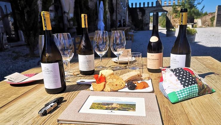 Degustación de vinos Fitapreta | Foto: Arturo Crosby