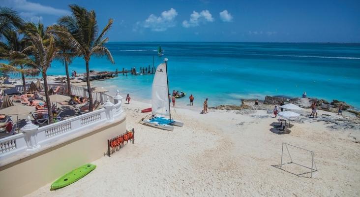 Cancún (México), primer destino elegido por TUI Austria para viaje de familiarización