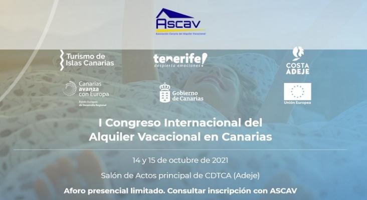El I Congreso Internacional del Alquiler Vacacional se celebra en Tenerife (Canarias)