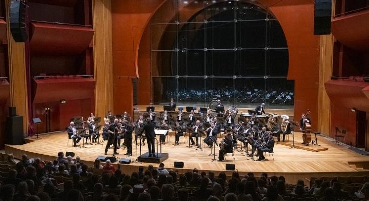 Sala sinfónica del Auditorio Alfredo Kraus   Foto: Turismo de Gran Canaria