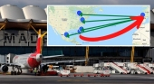 Madrid, parada obligatoria entre La Habana (Cuba) y otros destinos americanos