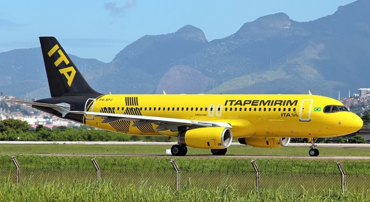 Itapemirim Transportes Aéreos (ITA) planea volar en Argentina 2022   Foto: Gustavoaguiar (CC BY-SA 4.0)