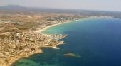 Vista aérea de la Playa de Palma (Mallorca) | Foto: Wikimedia Commons