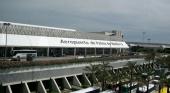 Vista del Aeropuerto de Palma de Mallorca