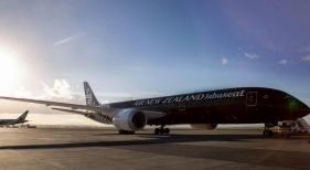 Vista del Air New Zealand B787 'Jabaseat' | Foto: Air New Zealand