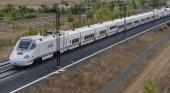 Un tren de Alta Velocidad (AVE) de Renfe