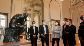 Santa Cruz de Tenerife (Canarias) albergará el tercer Museo Rodin del mundo