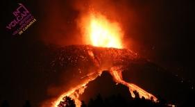 Volcán de La Palma| Foto: INVOLCAN