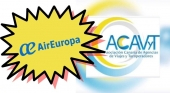 Las agencias de viajes Canarias estallan contra Air Europa por el impago de reembolsos.