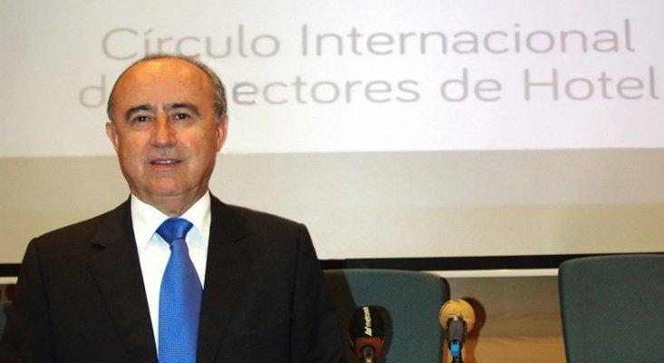 Vicente Romero, presidente del Círculo Internacional de Directores de Hotel