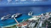 Cozumel (México) recupera el 100% de las compañías de cruceros que atracaban antes de la pandemia | Foto: Sedetur