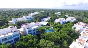El hotel Bahia Principe Luxury Sian Ka'an | Foto: Grupo Piñero