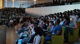 Asistentes al XLI Congreso de la semFYC – Sociedad Española de Medicina Familiar y Comunitaria