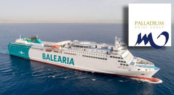 El grupo Matutes (Palladium) se desprende totalmente de su participación en Baleària Foto Buque Abel Matutes