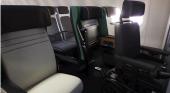 Patentan sistema para que los pasajeros puedan viajar en su propia silla de ruedas en el avión