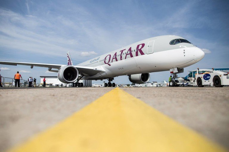 Qatar airways rompe con airbus for Oficina qatar airways madrid