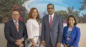 Acto de presentación de la nueva sede del turismo dominicano en República Dominicana