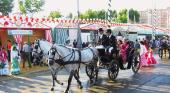 Sevilla se plantea abrir sus casetas de la Feria de Abril a los turistas extranjeros