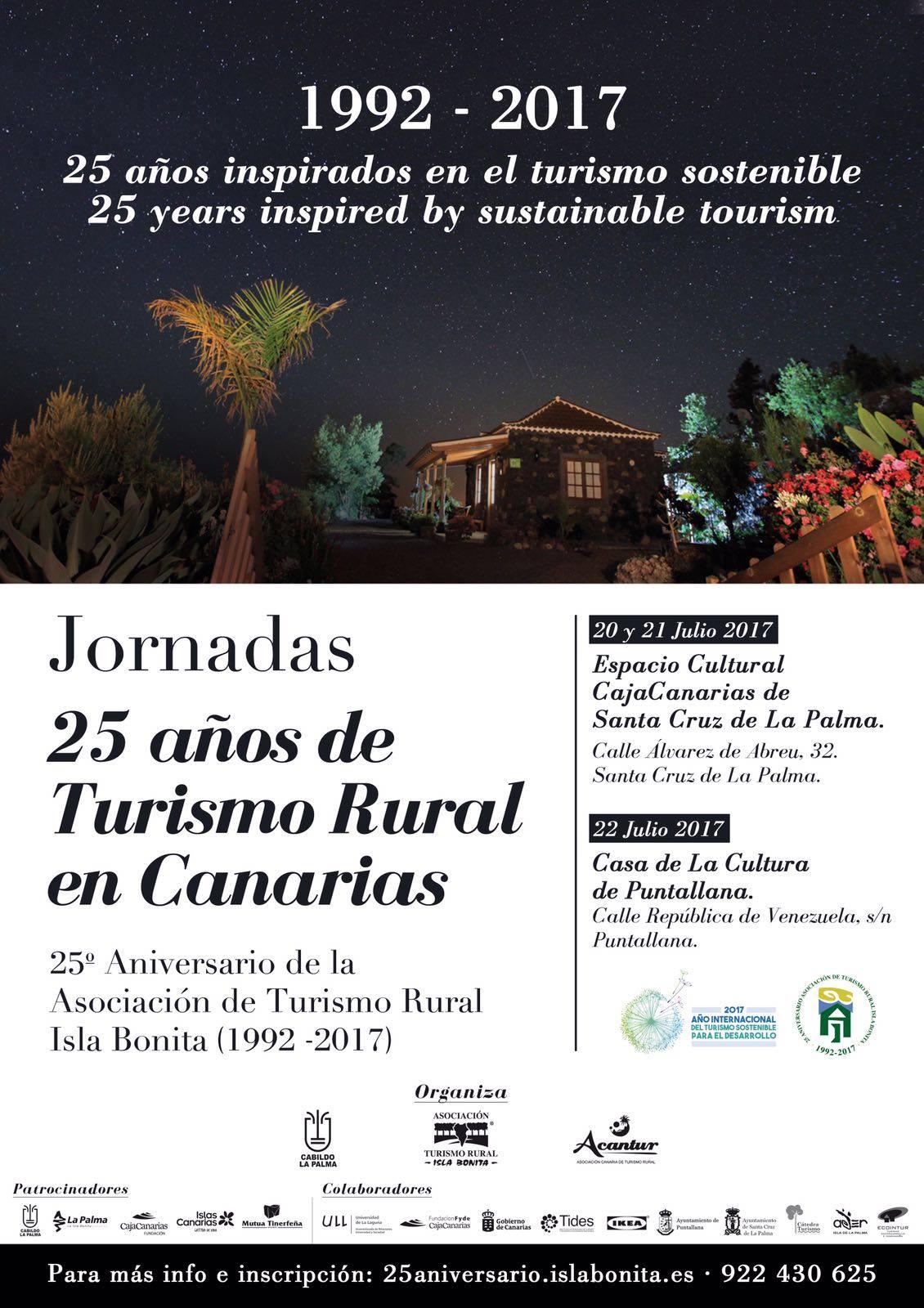 Jornadas Turismo Rural en La Palma