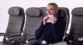 Mr Bean en el anuncio de BA
