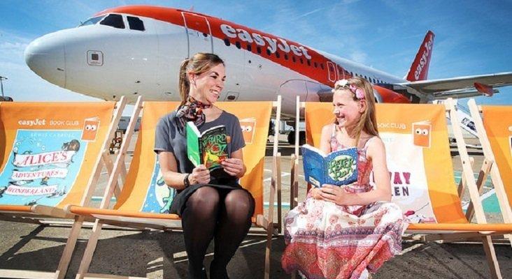 Librería a bordo para que los niños dejen volar su imaginación