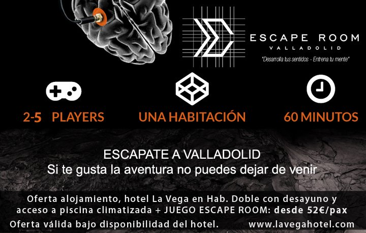 Escape Room En Madrid Oferta