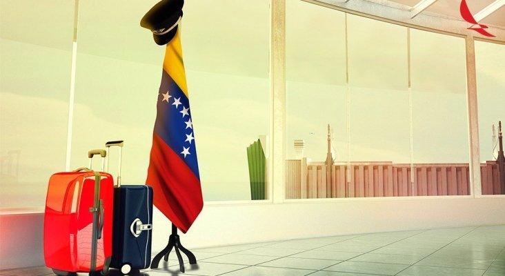 Avianca deja de volar a Venezuela