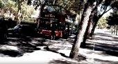 Ataque contra autobus turistico en Barcelona