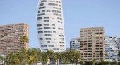 Delfín Tower, en Benidorm