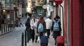 España recibe 8,4 millones de turistas
