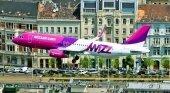 Wizz Air adquiere los 'slots' de Monarch