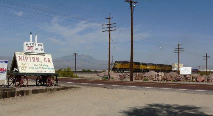 Nipton en California