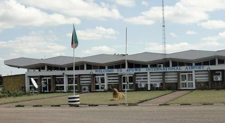 Mfuwe International Airport, en Zambia