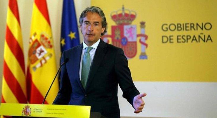 Interior interviene en el conflicto del Prat | Íñigo de la Serna, ministro de Fomento