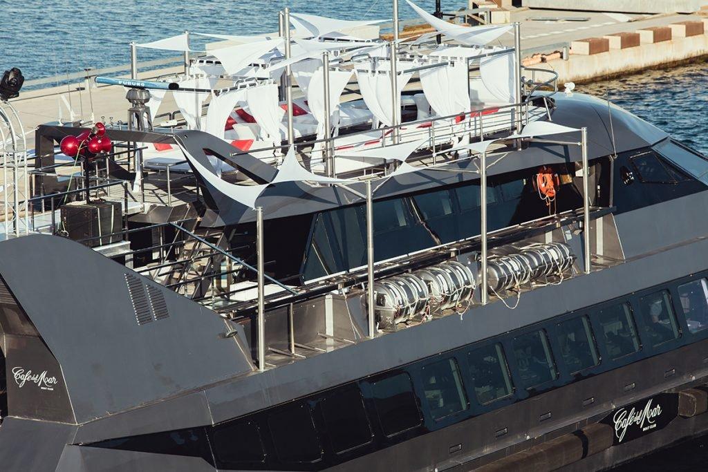 Caf del mar lanzar divisi n de hoteles junto al due o de for Hoteles junto al mar